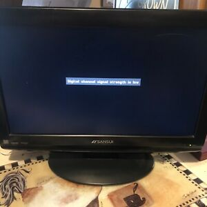 """Sansui HDLCD1955A 19"""" 720p HD LCD Television"""