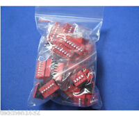 DIP Switch Assorted Kit 2 & 4 & 6 & 8 Position  2.54MM pitch total 40pcs