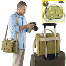 NG 2346 National Geographic DSLR Midi Messeng Camera Bag For Canon Nikon SONY