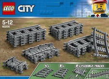 Lego City 60205 - Rails, Neuf / Emballage D'Origine