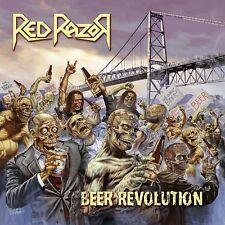RED RAZOR - Beer Revolution CD Slayer Exodus Testament Metallica Hirax