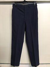 36S Vintage US Air Force Dress Uniform Pants 1608 Tropical Blue USAF USGI VGC