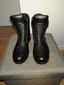 Oxford Warrior motorcycle boots
