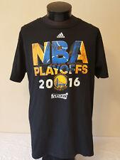e17866f0c INV1159 - Golden State Warriors 2016 Playoffs T Shirt EUC L Large NBA  Basketball