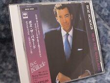 "BOZ SCAGGS ""BOZ THE BALLADE"" CD JAPAN   HTF 1980 WITH OBI"