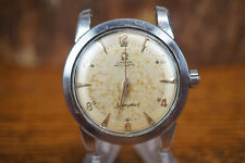 Vtg Omega Mens Seamaster Automatic Wrist Watch - Working Condition