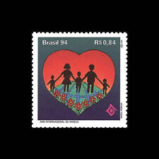 Family International Day   Hearts   Mi 2613 Sn 2512 Yt 2197 Sg 2670 RHM C-1911