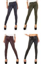 L34 Damen-Chinos Normalgröße Damenhosen