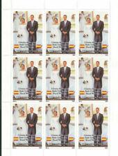 Sellos de 3 sellos nuevo sin charnela (MNH)