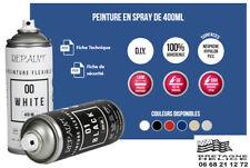 REPAINT PEINTURE FLEXIBLE POUR VYNIL PVC HYPALON SPRAY 400ML