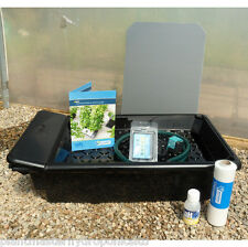 Gt 205 NFT hydroponic system 1 FREE 250ML OXYPLUS AND 4 X FREE ROCKWOOL CUBES