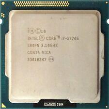 Intel Core i7-3770S (SR0PN) 3.10GHz 4 núcleos LGA1155 CPU