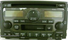 Honda Pilot CD Cassette DVD control radio 1TV0. OEM factory original stereo. NEW