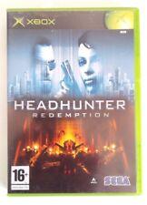 Headhunter Redemption XBOX PAL