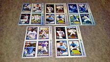 Omaha Storm Chasers -  20 SGA Player Cards - 7 Autographed (Limited Edition)