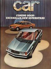 "November Car Cars, 1970s Magazines"""