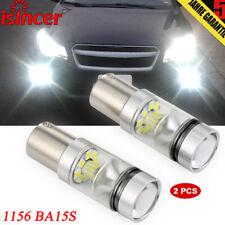 2X BA15S 1156 P 21W LED Auto Blinker Bremslicht Rückfahrlicht Signallicht 12V DE