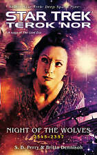 """Terok Nor: Night of the Wolves: """"Star Trek"""": Terok ... by Perry, S.D Book New"""