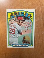2021 Topps Heritage - Rick Chiles - #56 Original 1972 50th Anniversary Buyback