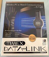 Reloj Timex data link Watch Microsoft Windows vintage nuevo