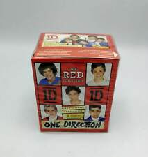 One Direction Red Collection Box 50 Packs Figurines Panini