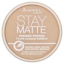 Rimmel London Stay Matte Long Lasting Pressed Powder 14g 004 Sandstorm