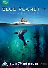 Blue Planet II (2) David Attenborough (DVD, 2018 )