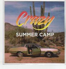 (ER568) Summer Camp, Crazy - DJ CD