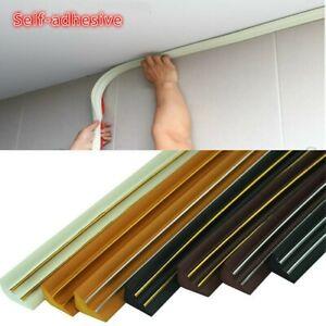 Flexible Wall Trim Molding Line Caulk Strip Self-adhesive Tile Edge Ceiling