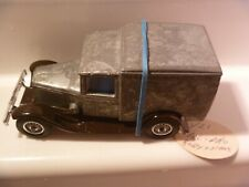 VINTAGE MATCHBOX & LESNEY PRE-PRODUCTION MOY MODELS OF YESTERYEAR FORD