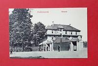 AK BISCHOFSWERDA 1916 Kaserne mit Soldaten    ( 39576
