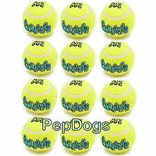 12-Pack KONG Air Chien Moyen 6.3cm Sifflet Tennis Bruit