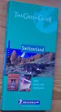 SWITZERLAND (Schweiz) - The  Green Guide - Zürich,Bern,Tessin # MICHELIN Verlag