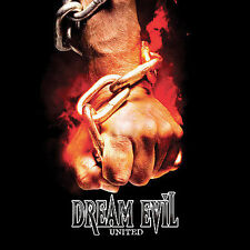 DREAM EVIL United 2CD Limited Edition 17 tracks FACTORY SEALED NEW 2006 CM USA