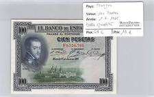 BILLET ESPAGNE - 100 PESETAS - 1-7-1925***