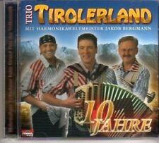 (AT226) Trio Tirolerland, 10 Jahre - CD