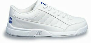BSI Boys Basic White Bowling Shoes