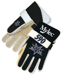 Mylec PLAYER Street/Roller/SCA Hockey Player Gloves SCA LARP Pirate Viking Fight