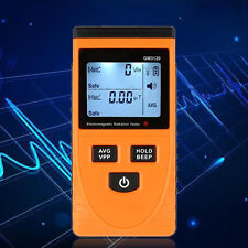 HK- LCD Electromagnetic Radiation Detector Dosimeter EMF Tester Tool Delightful