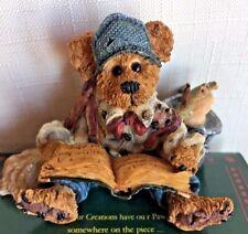 Boyds Bears Willie as Noah's Son. * # 2430 Nib *