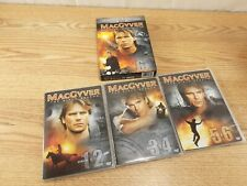 MacGyver - The Complete Sixth Season 6 (Dvd, 2006, 6-Disc Set)