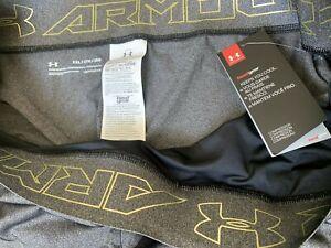 UNDER ARMOUR Heat Gear Perpetual Half Tight Training Compression Sports Gym XXL