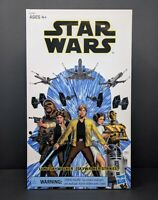 Star Wars Luke Skywalker (Skywalker Strikes) Comic Con Exclusive Action Figure