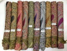 Lot of 12 NEW Soft 100% Pashmina Shawl Cashmere Scarf Stole Wrap Fashion Women
