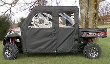 Soft Full DOOR Kit ~ Polaris Ranger CREW  570 ~ New  ~ UTV Enclosure