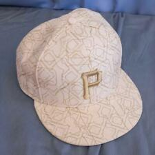 Pittsburgh Pirates New Era 59FIFTY Fitted Hat Size 7-5/8 dq