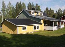 Haus im schwedischen Lappland/ Västerbotten