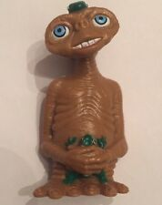 2002 E.T. Extra-Terrestrial PVC plastic Figurine Toy Collectible ET Frogs