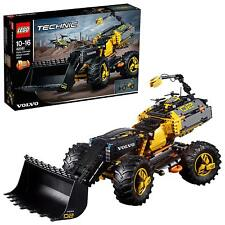 LEGO Technic - Le tractopelle Volvo Concept ZEUX - 42081