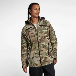 BNWT Mens Nike NikeLab Collection Jacket Water Proof 100%AUTH AO0813 222 S L